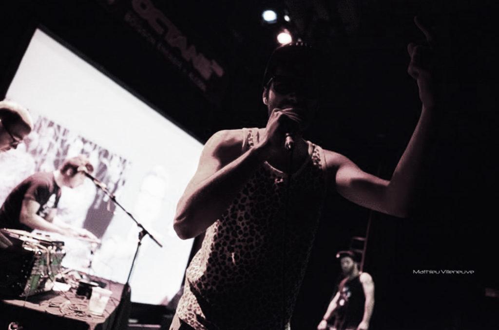 Terreur Nocturne Live Image