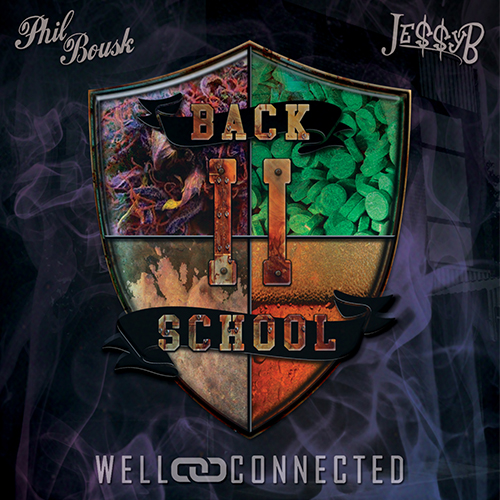 Back 2 School - CD Cover