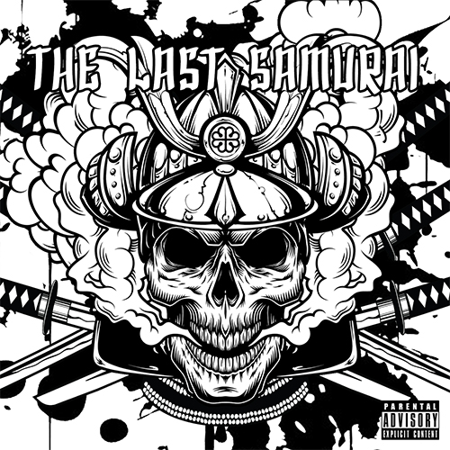 The Last Samurai - CD Cover