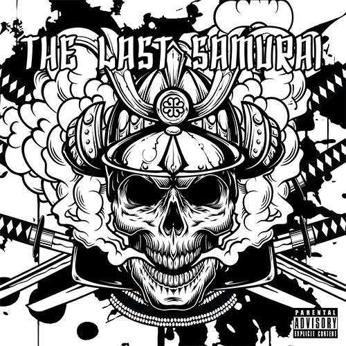 The Last Samurai - CD Cover