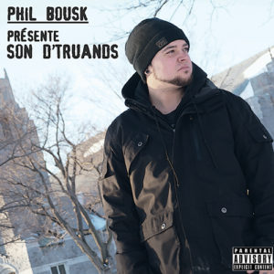 Son D'Truands - CD Cover