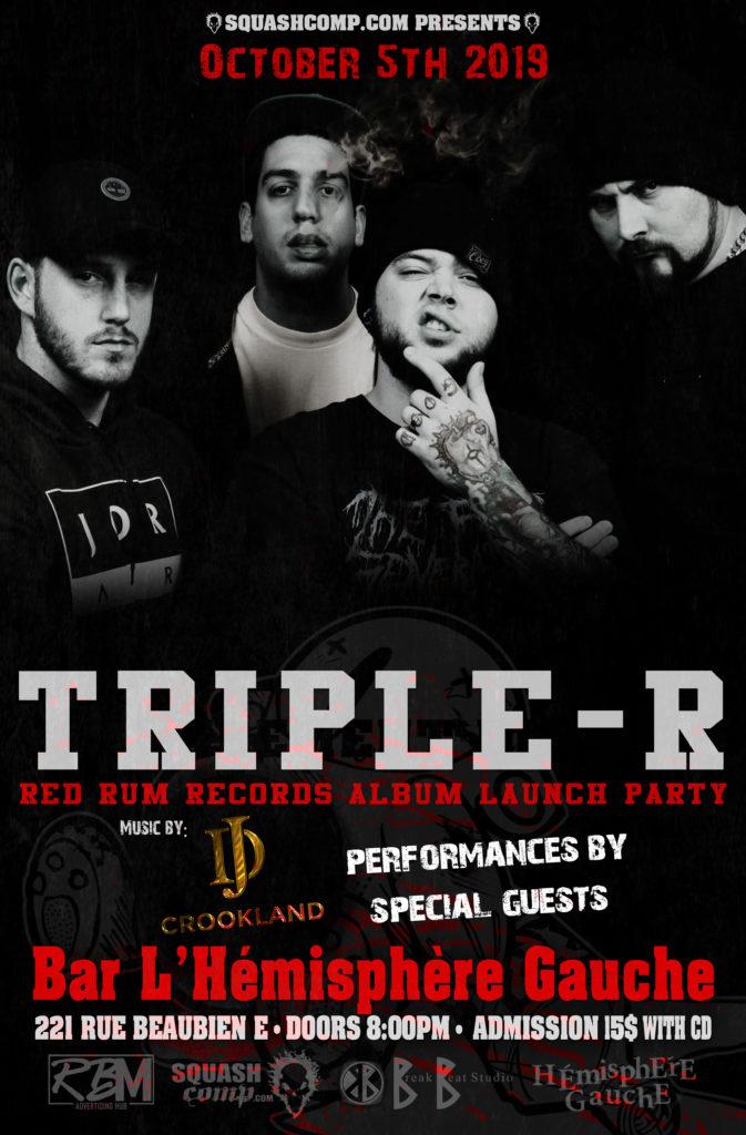 Triple-R show