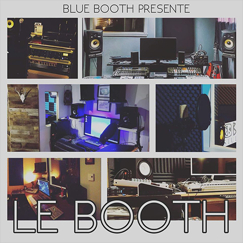 Le Booth - CD Cover