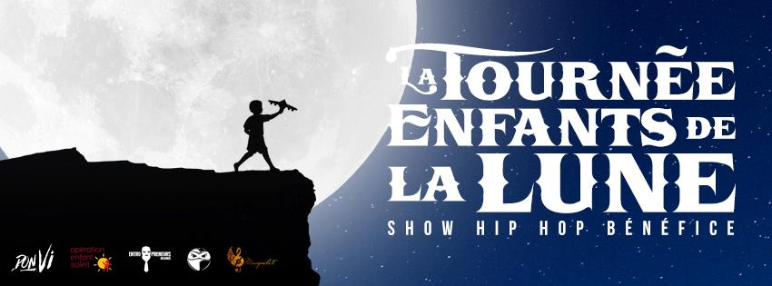 SHOW FINAL DE LA TOURNÉE POUR ENFANT SOLEIL COWNANSVILLE – WELLCONNECTED Show