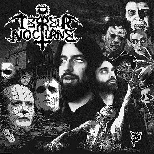 Terreur Nocturne Vol.3 - CD Cover