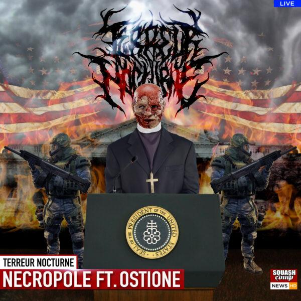 Necropole CD Cover