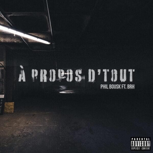À Propos D'tout - CD Cover