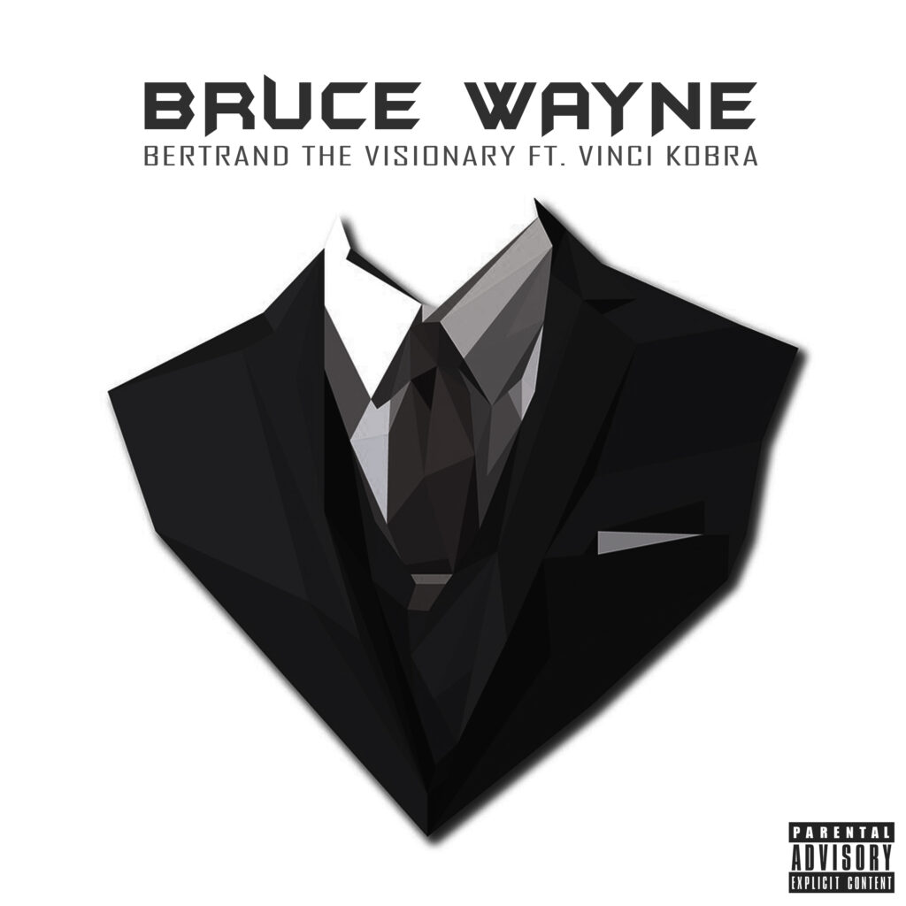 Bruce Wayne - CD Image